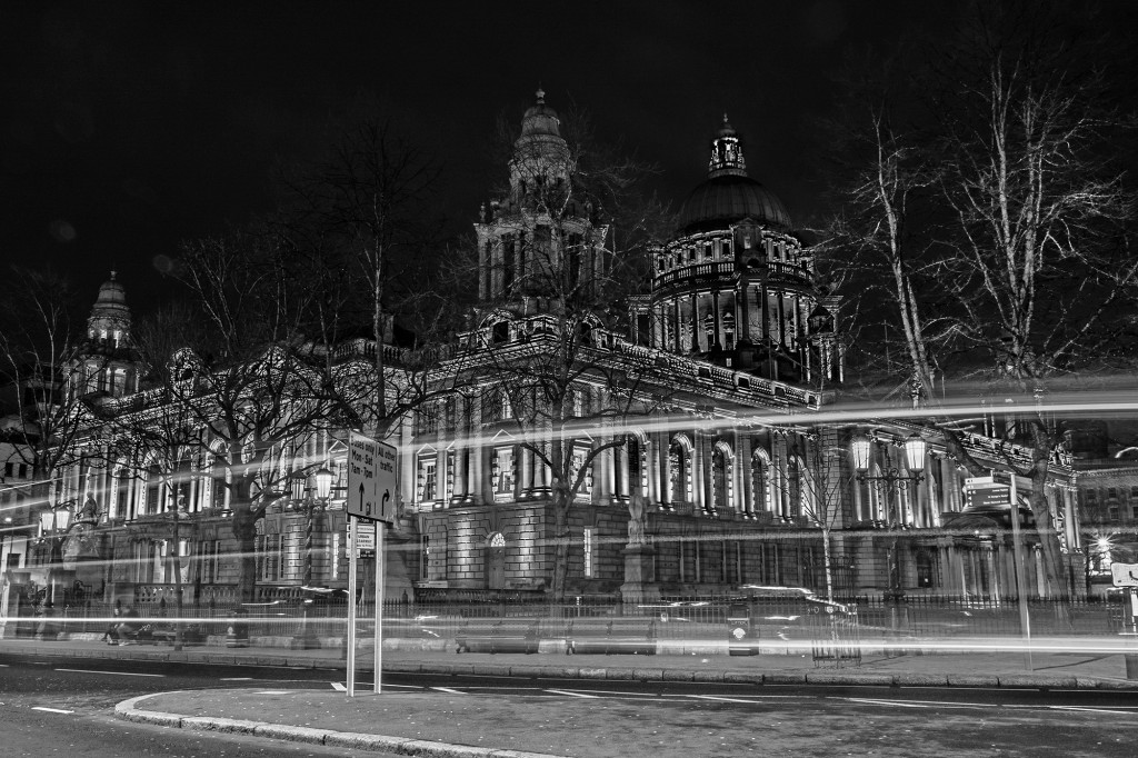 Belfast City Hall Photography