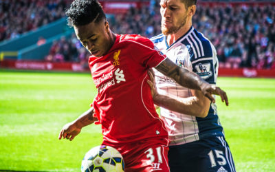Liverpool vs West Bromwich 2014