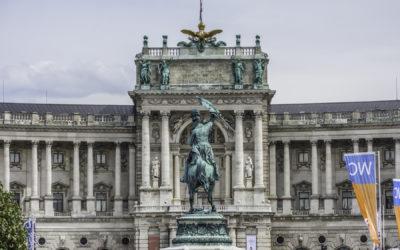 Burgtor, Vienna